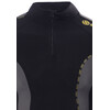 Skins DNAmic Thermal Long Sleeve Top Men Mock Neck with Zip black/pewter